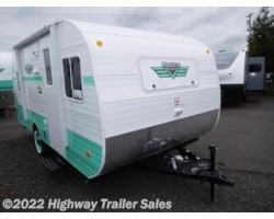 #6365 - 2018 Riverside RV White Water Retro 177SE