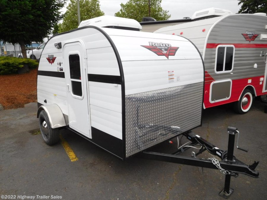 2018 Riverside RV White Water Retro 509