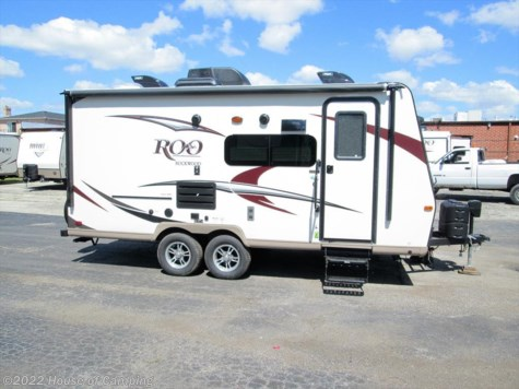 New 2018 Forest River Rockwood Roo 183 For Sale by House of Camping available in Bridgeview, Illinois