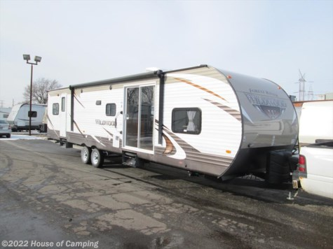 New 2018 Forest River Wildwood 36BHBS For Sale by House of Camping available in Bridgeview, Illinois