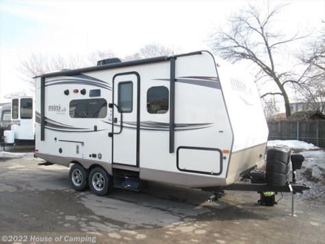New 2018 Forest River Rockwood Mini Lite 2104S For Sale by House of Camping available in Bridgeview, Illinois