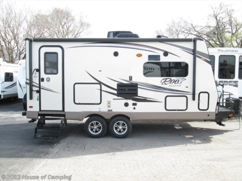 New 2018 Forest River Rockwood Roo 21BD For Sale by House of Camping available in Bridgeview, Illinois