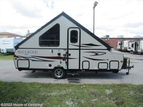 New 2018 Forest River Rockwood Hard Side A213 HW For Sale by House of Camping available in Bridgeview, Illinois
