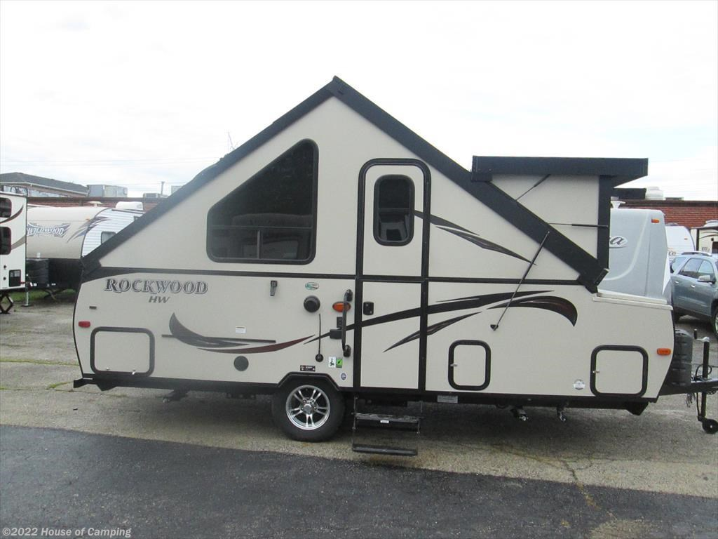 rb201713175 2017 forest river rockwood hard side a214 hw for sale in bridgeview il house of camping