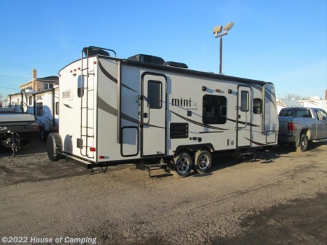 New 2017 Forest River Rockwood Mini Lite 2502KS For Sale by House of Camping available in Bridgeview, Illinois