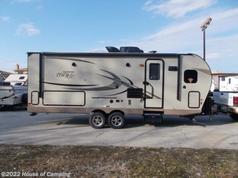 New 2018 Forest River Rockwood Mini Lite 2506S For Sale by House of Camping available in Bridgeview, Illinois
