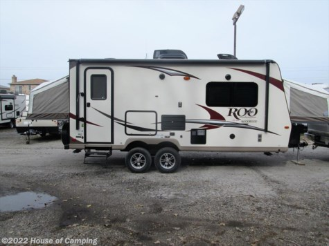 New 2017 Forest River Rockwood Roo 21DK For Sale by House of Camping available in Bridgeview, Illinois