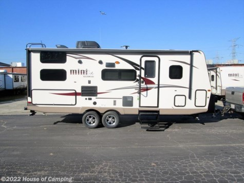 New 2018 Forest River Rockwood Mini Lite 2509S For Sale by House of Camping available in Bridgeview, Illinois