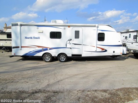 2011 Heartland RV North Trail   NT 22FBS