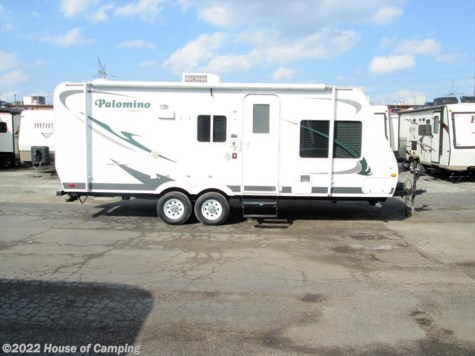 Used 2010 Palomino Stampede 21RGS For Sale by House of Camping available in Bridgeview, Illinois