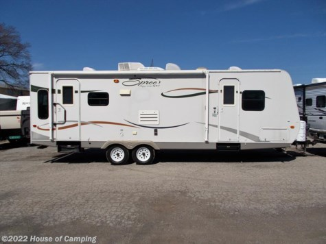 Used 2008 K-Z Spree 280RLS For Sale by House of Camping available in Bridgeview, Illinois