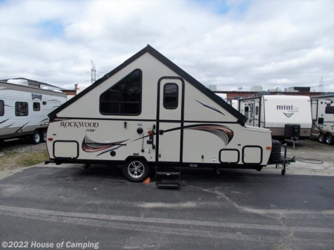Used 2016 Forest River Rockwood Hard Side A212HW For Sale by House of Camping available in Bridgeview, Illinois