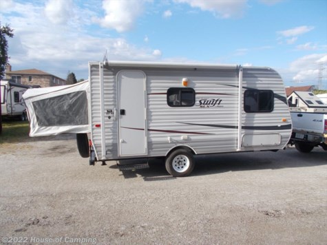 Used 2013 Jayco Jay Flight Swift SLX 165RB For Sale by House of Camping available in Bridgeview, Illinois