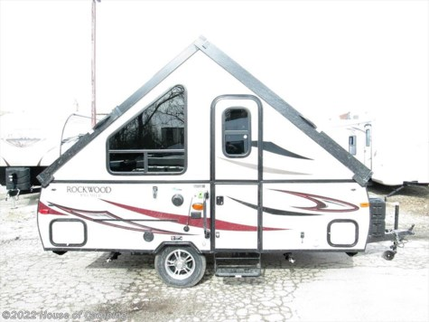 New 2018 Forest River Rockwood Hard Side A122 For Sale by House of Camping available in Bridgeview, Illinois
