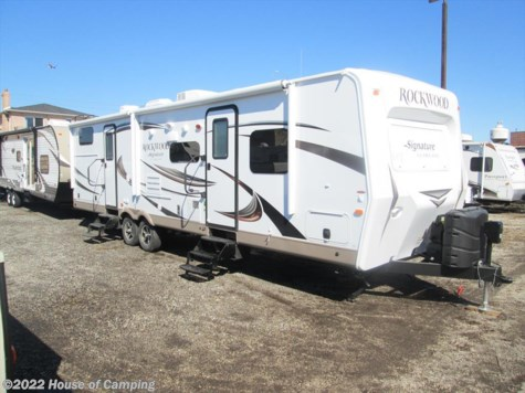 New 2018 Forest River Rockwood Signature Ultra Lite 8312SS For Sale by House of Camping available in Bridgeview, Illinois
