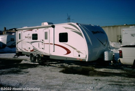 New 2011 Heartland RV Caliber 26BRSS For Sale by House of Camping available in Bridgeview, Illinois