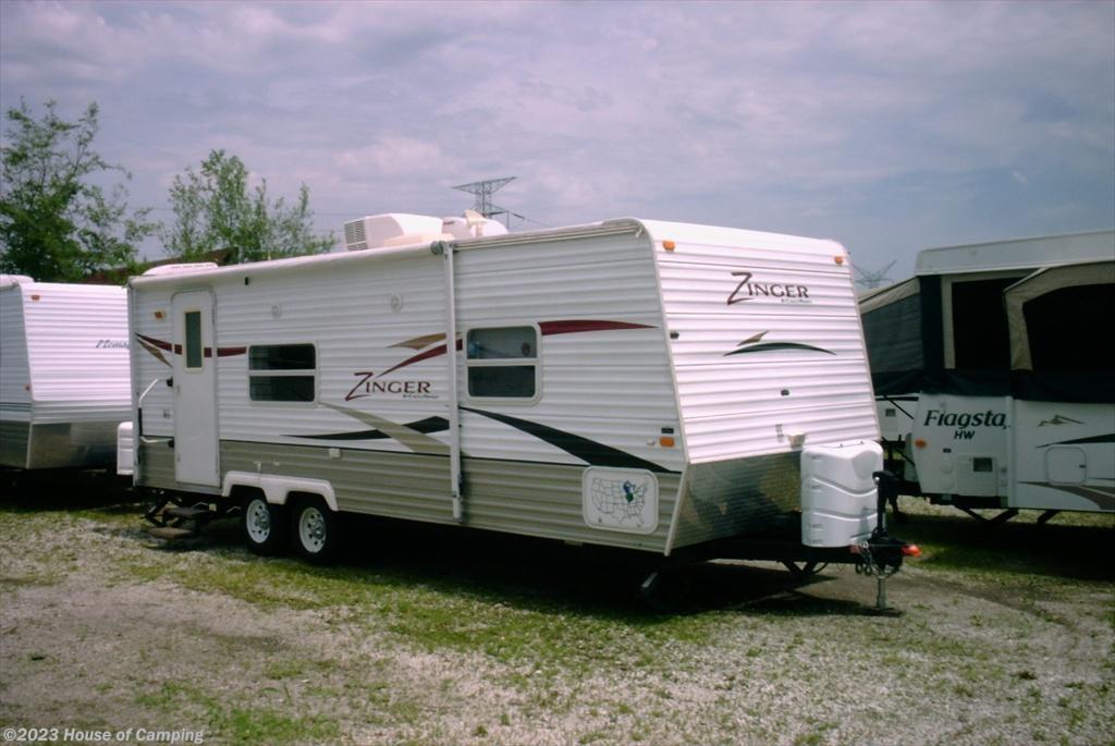 2008 Crossroads Rv Zinger Zt25rk For Sale In Bridgeview