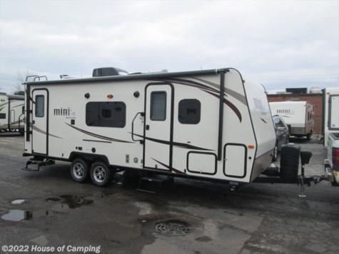 New 2017 Forest River Rockwood Mini Lite 2503S For Sale by House of Camping available in Bridgeview, Illinois