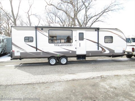 New 2015 Forest River Wildwood 27RKSS For Sale by House of Camping available in Bridgeview, Illinois