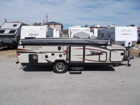 New 2018 Forest River Rockwood Premier 2516G PREMIER For Sale by House of Camping available in Bridgeview, Illinois
