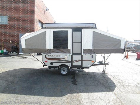 New 2018 Forest River Rockwood 1640 LTD FREEDOM For Sale by House of Camping available in Bridgeview, Illinois