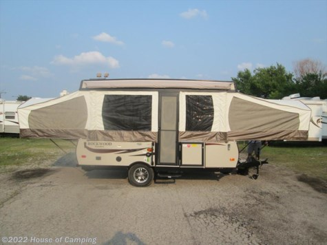 New 2018 Forest River Rockwood 2318G FREEDOM For Sale by House of Camping available in Bridgeview, Illinois