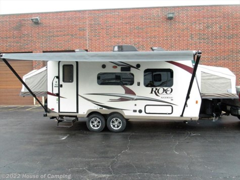 New 2018 Forest River Rockwood 19 ROO For Sale by House of Camping available in Bridgeview, Illinois