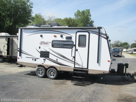 New 2016 Forest River Rockwood ROO 21SS For Sale by House of Camping available in Bridgeview, Illinois
