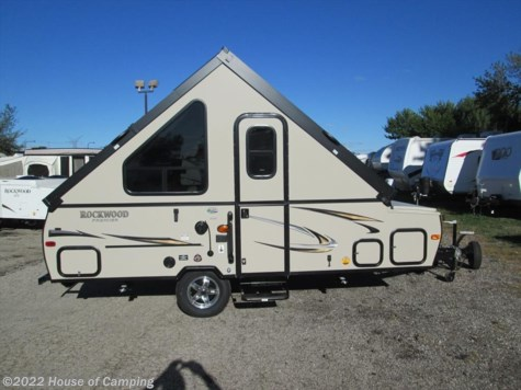 New 2018 Forest River Rockwood Hard Side 122S For Sale by House of Camping available in Bridgeview, Illinois