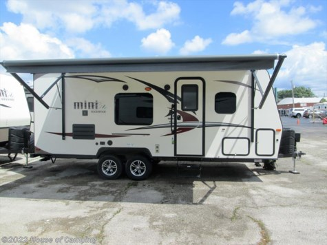 New 2018 Forest River Rockwood Mini Lite 2306 For Sale by House of Camping available in Bridgeview, Illinois