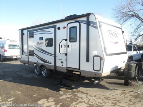 New 2017 Forest River Rockwood Roo 23IKSS For Sale by House of Camping available in Bridgeview, Illinois
