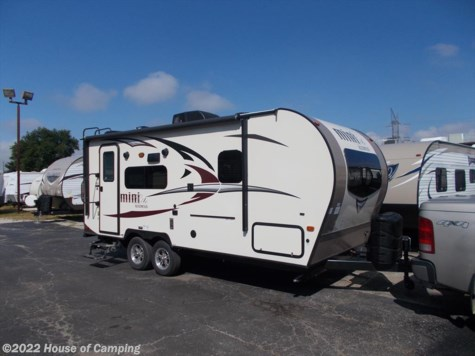 New 2018 Forest River Rockwood Mini Lite 2109S For Sale by House of Camping available in Bridgeview, Illinois