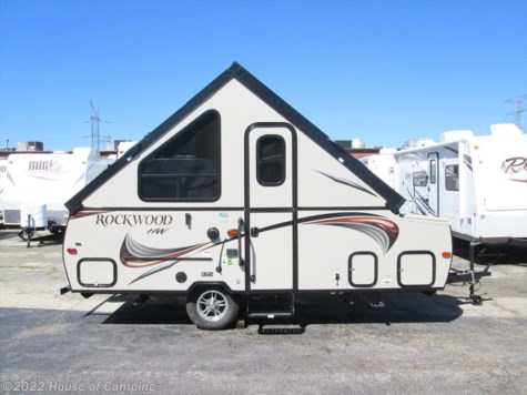 New 2015 Forest River Rockwood Hard Side A194 HW For Sale by House of Camping available in Bridgeview, Illinois