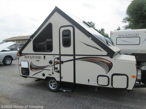New 2018 Forest River Rockwood Hard Side A192 HW For Sale by House of Camping available in Bridgeview, Illinois
