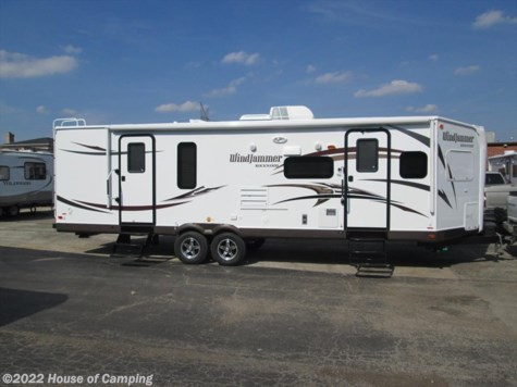 2015 Forest River Rockwood Windjammer  2809W