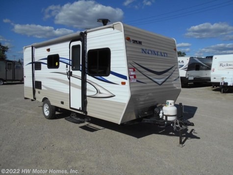 2013 Skyline Nomad  186 - 7 ' Wide