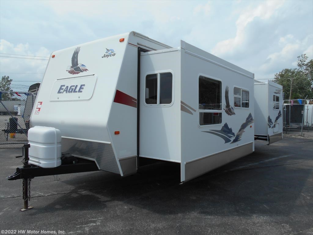 Brilliant 2006 Jayco Eagle 325BHS 17968