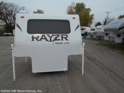 2017 Travel Lite Rayzr  F K   Front  Kitchen