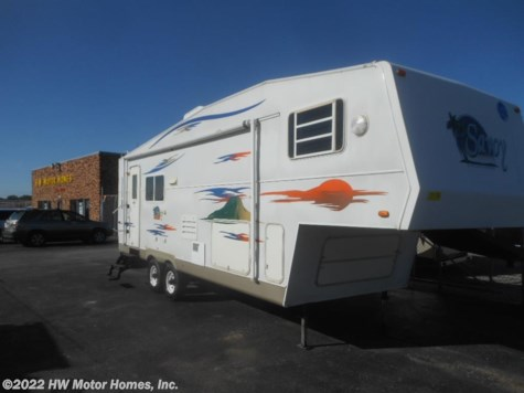 2005 Holiday Rambler Savoy  27 RKD    Super Slide