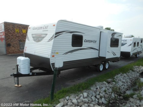 2015 Palomino Canyon Cat  25RKC