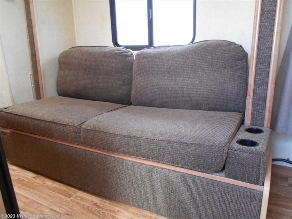 2013 skyline rv bobcat 170 sofa slide 7 39 wide for for Sofa bed 54 wide
