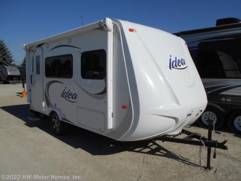 2015 Travel Lite Idea  i 15  Front Dinette