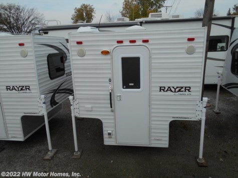2017 Travel Lite Rayzr  F B   Front  Bed