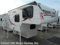2017 Travel Lite Truck Campers 610 RSL - Fits Mid Sized  Truck