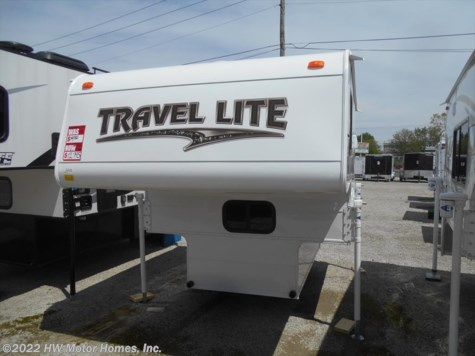 2018 Travel Lite Truck Campers  Super  Lite  700 - Sofa