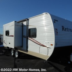 New 2014 Skyline Nomad RETRO 230 Double Slide - Aluminum For Sale by HW Motor Homes, Inc. available in Canton, Michigan