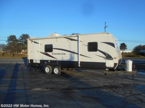 2014 Palomino Canyon Cat  25RKC