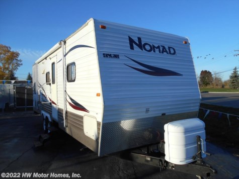 2008 Skyline Nomad  278 Limited