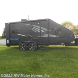 New 2017 Travel Lite Sport FALCON 23 TH  -  Toy  Hauler For Sale by HW Motor Homes, Inc. available in Canton, Michigan