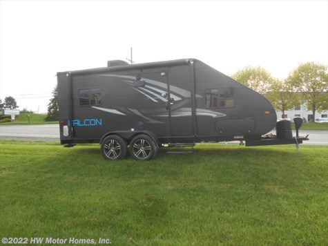 2017 Travel Lite Sport  FALCON 23 TH  -  Toy  Hauler